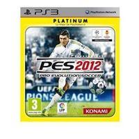 En ucuz Pes 2012 Pro Evolution Soccer PS3 Oyunu fiyatları, yorumları ve özellikleri