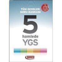 En ucuz 5 HAMLEDE YGS SORU BANKASI - KOMISYON (ISBN:9786053731153) fiyatları, yorumları ve özellikleri