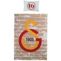 En ucuz Taç Galatasaray Logo Lisanslı Tek Kişilik Battaniye fiyatları, yorumları ve özellikleri