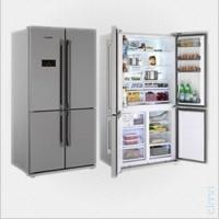 En ucuz Arçelik 8844 SBS NF Buzdolabı fiyatları, yorumları ve özellikleri